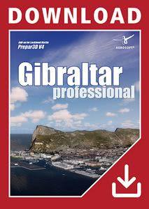 Verpackung von Prepar3D V4 Gibraltar Professional [PC]