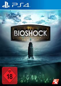 Verpackung von BioShock - The Collection [PS4]