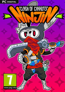 Packaging of Ninjin: Clash of Carrots [PC]
