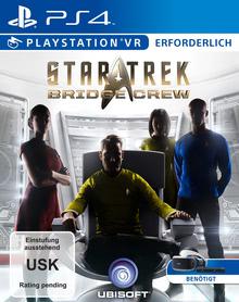 Verpackung von Star Trek: Bridge Crew - Playstation VR erforderlich [PS4]