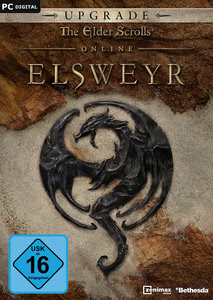 Verpackung von The Elder Scrolls Online: Elsweyr Upgrade [PC]