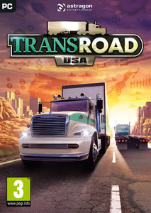 Packaging of TransRoad: USA [PC / Mac]