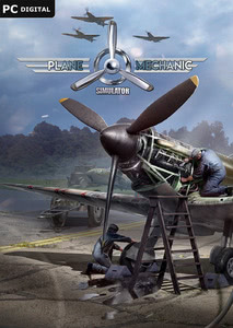 Packaging of Plane Mechanic Simulator [PC]