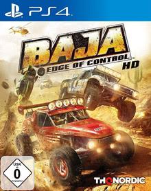 Verpackung von Baja: Edge of Control [PS4]