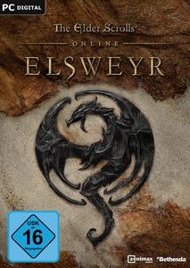 Verpackung von The Elder Scrolls Online: Elsweyr [PC]