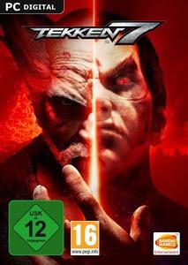 Verpackung von Tekken 7 [PC]