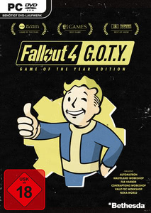 Verpackung von Fallout 4 Game of the Year Edition [PC]