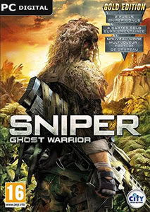 Packaging of Sniper: Ghost Warrior GOLD EDITION [PC]
