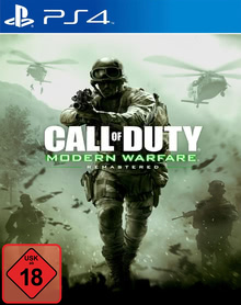 Verpackung von Call of Duty: Modern Warfare Remastered [PS4]