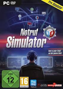 Verpackung von Notruf Simulator [PC]