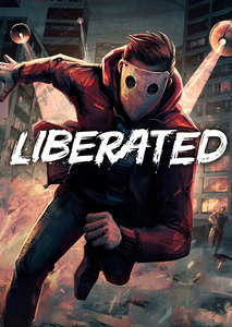 Verpackung von Liberated [PC]