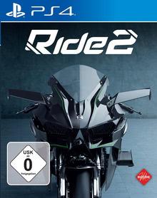 Verpackung von Ride 2 [PS4]