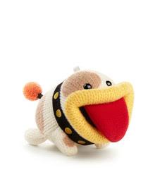 Verpackung von amiibo Yoshi's Woolly World Collection Schnuffel [Wii U / 3DS]