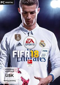 Verpackung von Fifa 18 [PC]