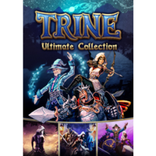 Verpackung von Trine: Ultimate Collection [PC]