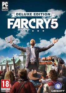 Packaging of Far Cry 5 Deluxe Edition [PC]