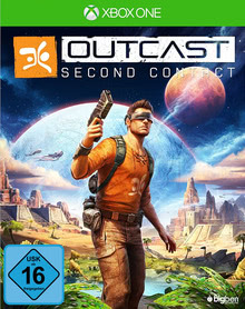 Verpackung von Outcast: Second Contact [Xbox One]