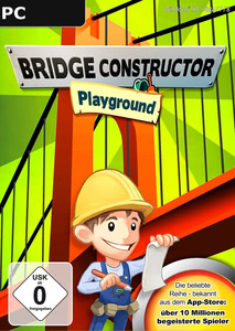 Packaging of Bridge Constructor Playground [PC]