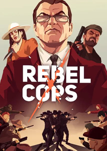 Packaging of Rebel Cops [PC / Mac / LINUX.content]