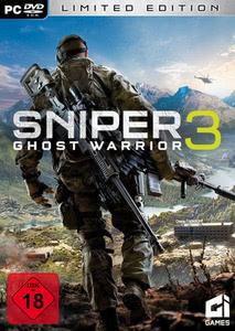 Verpackung von Sniper Ghost Warrior 3 Limited Edition [PC]