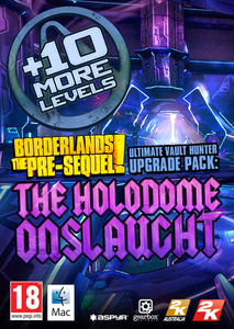 Packaging of Borderlands The Pre Sequel - DLC - The Holodome Onslaught [Mac]
