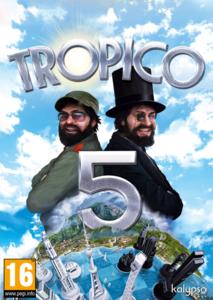 Packaging of Tropico 5 [PC]