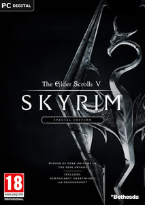 Packaging of The Elder Scrolls V: Skyrim Special Edition [PC]