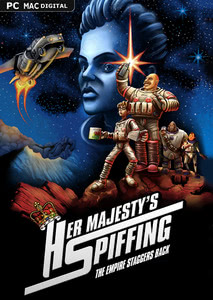 Packaging of Her Majesty's Spiffing [PC / Mac]