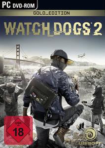 Verpackung von Watch Dogs 2 Gold Edition [PC]