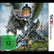 Verpackung von Monster Hunter 3 Ultimate [3DS]