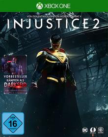 Verpackung von Injustice 2 [Xbox One]