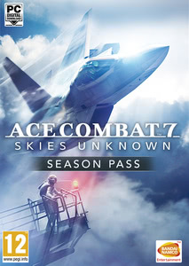 Packaging of ACE COMBAT 7: SKIES UNKNOWN Season Pass [PC]
