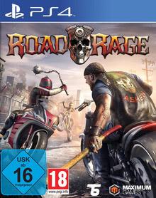 Verpackung von Road Rage [PS4]
