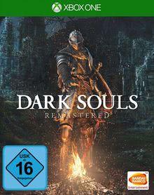 Verpackung von Dark Souls Remastered [Xbox One]