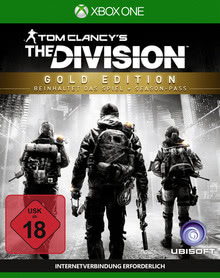 Verpackung von Tom Clancy's The Division Gold Edition [Xbox One]