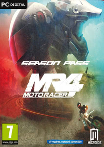 Packaging of Moto Racer 4 - Season Pass [PC]