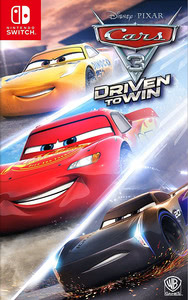 Verpackung von Cars 3: Driven to Win [Switch]