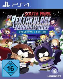 Verpackung von South Park: Die Rektakuläre Zerreißprobe Collector's Edition [PS4]