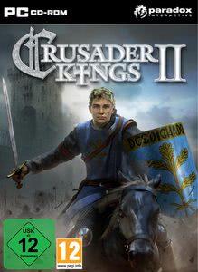 Verpackung von Crusader Kings 2 [PC]