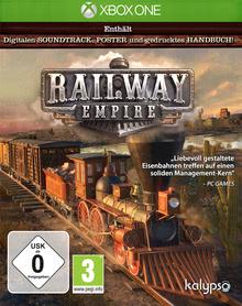 Verpackung von Railway Empire [Xbox One]