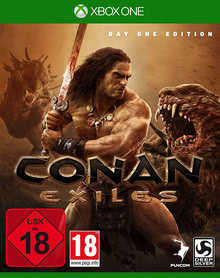 Verpackung von Conan Exiles Day One Edition [Xbox One]