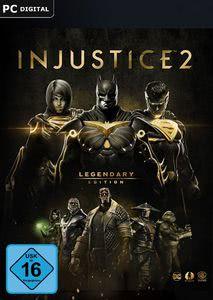 Verpackung von Injustice 2 Legendary Edition [PC]