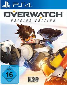 Verpackung von Overwatch - Origins Edition [PS4]