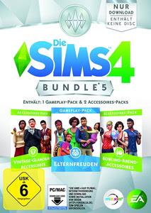 Verpackung von Die Sims 4 DLC Bundle 5 [PC / Mac]