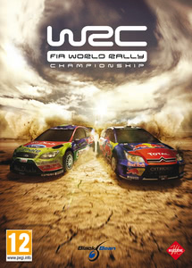 Packaging of WRC - FIA World Rally Championship [PC]