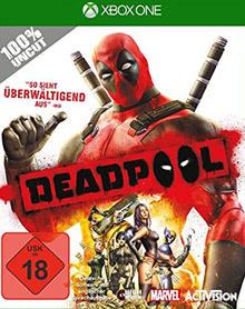 Verpackung von Deadpool [Xbox One]