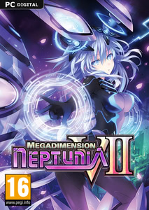 Packaging of Megadimension Neptunia VII [PC]