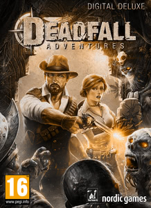 Packaging of Deadfall Adventures Digital Deluxe Edition [PC]
