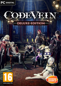 Packaging of CODE VEIN Deluxe Edition [PC]