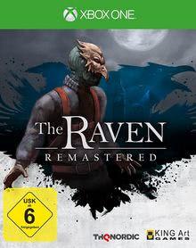 Verpackung von The Raven Remastered [Xbox One]